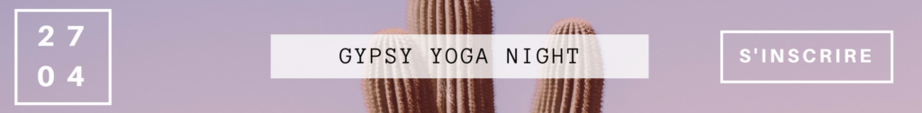 GYSPY YOGA NIGHT