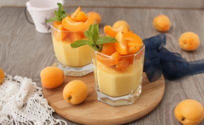 mousse de fruits - Healthy & Co