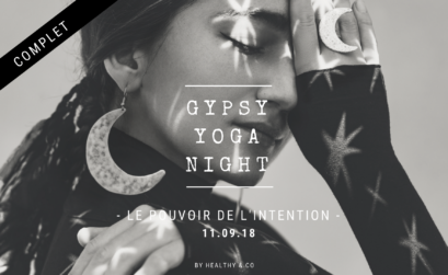 gypsy yoga night